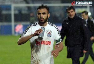 Ejupi je bio strijelac i u finalu Kupa protiv Dinama // Foto: Ivan Brkić
