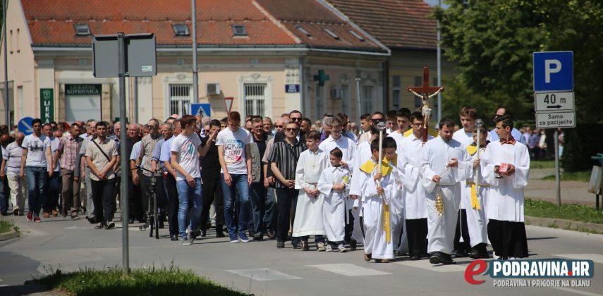 Tijelovo procesija // Foto: Mario Kos