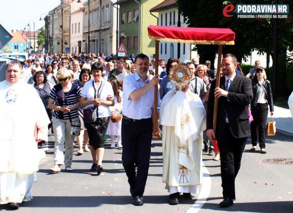 Tijelovo procesija