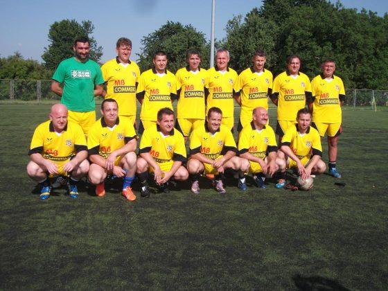 Pobjednička momčad UHDDR-a// Foto: Mladen Bešlić