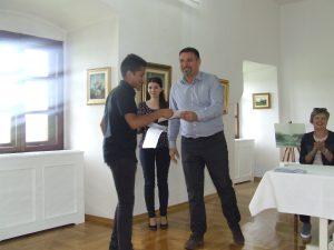 Za ostvarene rezultate na natjecanjima nagrađeni đurđevački srednjoškolci