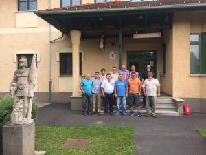 JVP Koprivnica u Mađarskoj // Foto: JVP Koprivnica