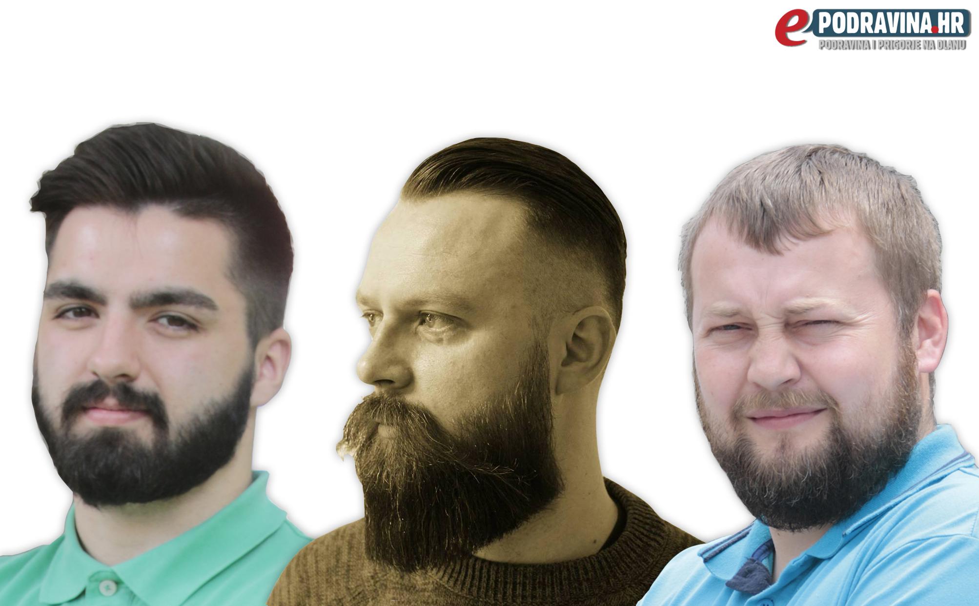 Dugačka brada postala je pravi svjetski trend i taj izgled nije više.