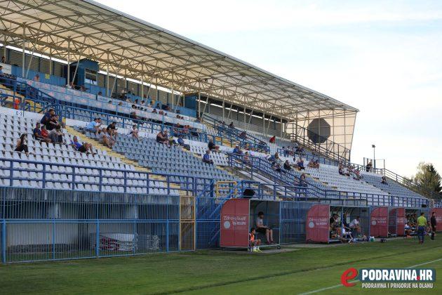 Slaven Belupo - FC Paksi // prijateljska utakmica // Foto: Mario Kos