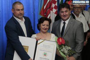 Priznanja  su primili zaslužni mještani // Foto: Matija Gudlin