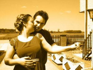 Dajana i Goran u sretnoj vezi // Foto: privatna arhiva
