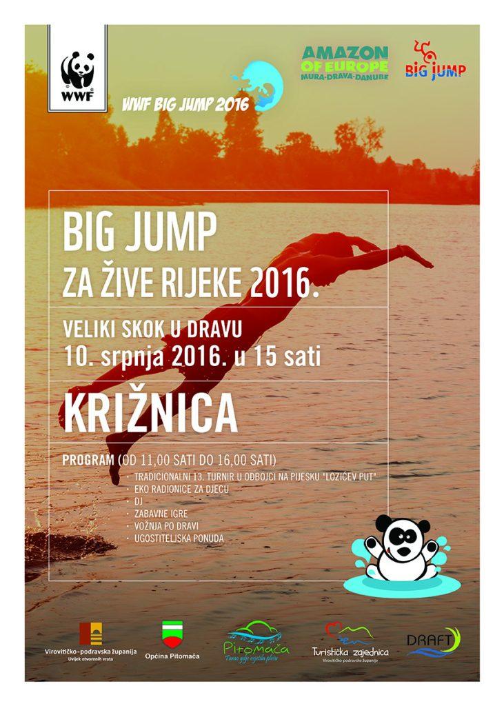 BIG JUMP 2016 - Kriznica