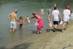 Sigurnost na vodi // Foto: Gradsko društvo CK-a