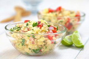 Tabbouleh- arapska salata od cous-cousa // Foto: ingimage.com