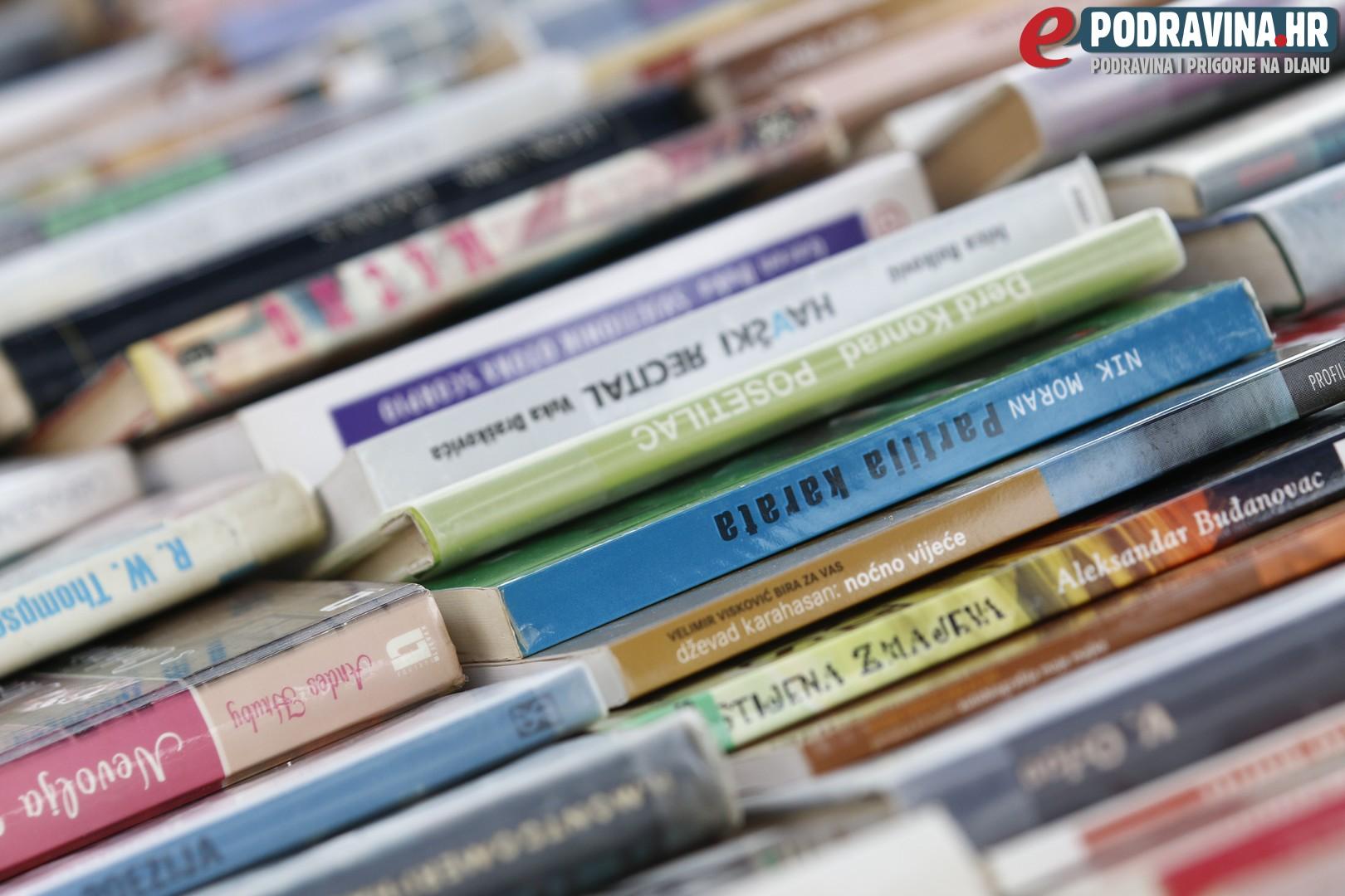 FOTO Skratite vruće ljetne dane atraktivnim sadržajima knjižnice - ePodravina.hr