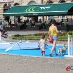 Ljeto nam se vratilo, Zrinski trg Koprivnica // Foto: Mario Kos