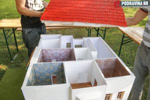 3D prikaz kuće Malančec // Foto: Matija Gudlin