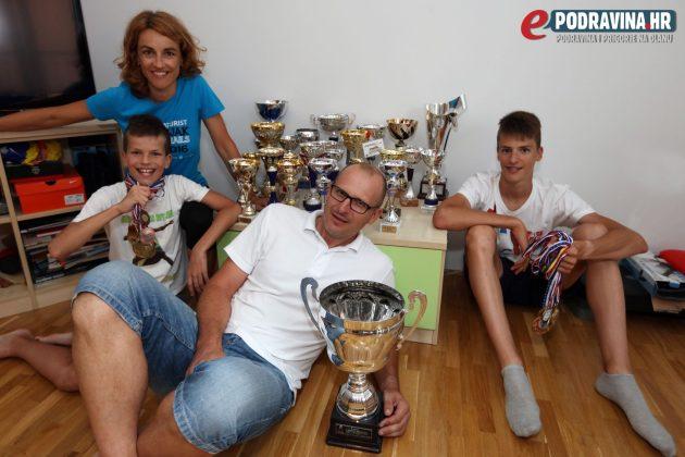 Tanja, Jan, Hrvoje i Fran Tisaj // Foto: Ivan Brkić