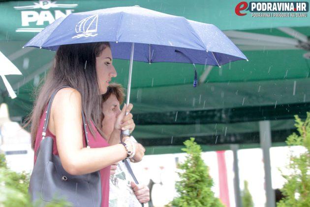 upoznavanje brzine kišobrana
