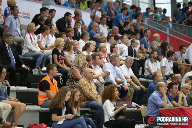 EP Rukomet U18 - Finale Hrvatska - Francuska