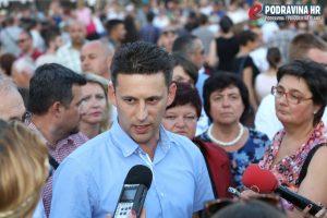 Božo Petrov na Renesansnom festivalu