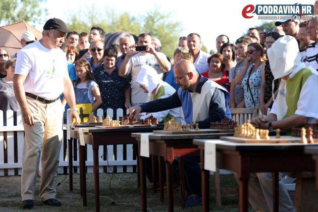 Garry Kasparov na Renesansnom festivalu