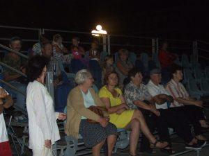 Publika je uživala u nastupu // Foto: djurdjevac.hr