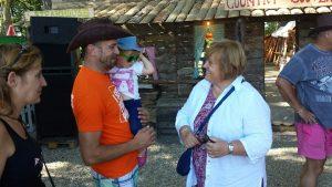 Druženje s građanima na Šoderici