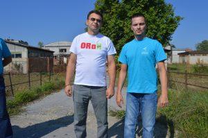 Dražen Lukinović i Ivan Pokupec // Foto: Dražen Lukinović