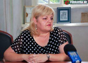 Andreja Horvat, šefica TZ Ludbrega // Foto: Valentina Blažek