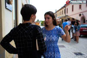 Nina Ristovska stigla je iz Makedonije // Foto: Valentina Blažek