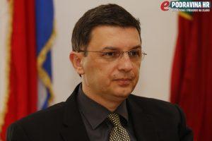 Dr. Mato Devčić, v.d. ravnatelja Opće bolnice // Foto: Matija Gudlin
