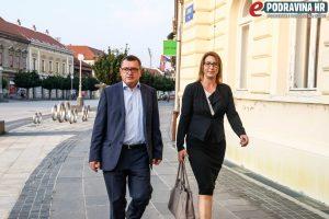 Damir Felak I Ivana Maletić // Foto: Valentina Blažek