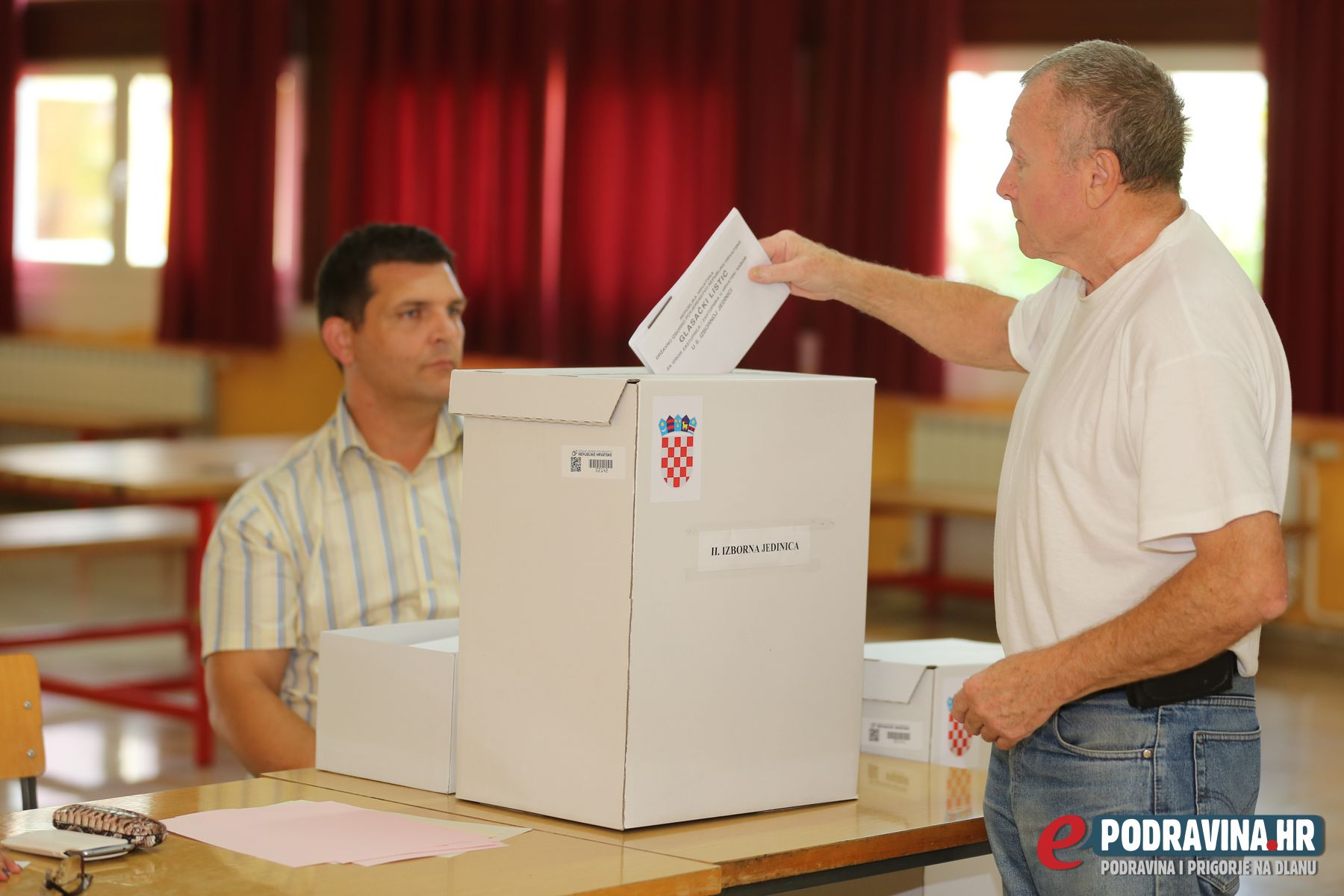 Glasanje iz 14:00
