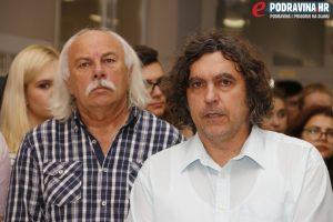 Mladen Pavković i Damir Hrelja // Foto: Matija Gudlin