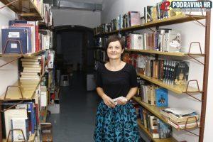Zatvoreno spremište Knjižnice Fran Galović // Foto: Matija Gudlin