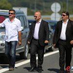 Otvorenje brze ceste Gradec - Križevci