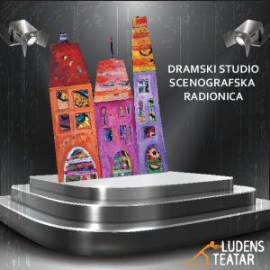 Scenografska radionica // Foto: Ludens teatar