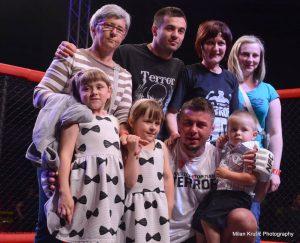 Ivica Terror Trušček i obitelj // FOTO: osobna arhiva