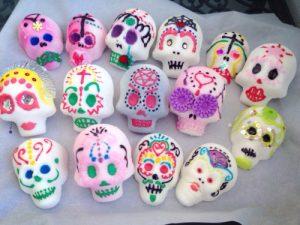 Šećerne lubanjice tradicionalna su meksička slastica // Foto: tumblr.com