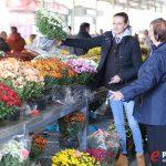 Cvijeće - Sesvete - Tržnica u Koprivnici