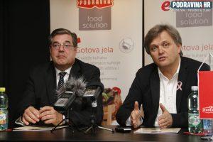 Peter Fusch i Zvonimir Mršić // Foto: Matija Gudlin