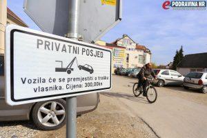 Zabranjen parking // Foto: Matija Gudlin