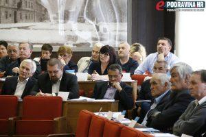 Sjednica Županijske skupštine // Foto: Matija Gudlin