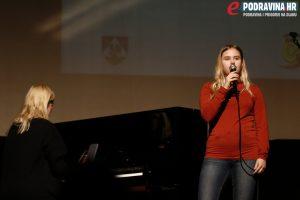 Veronika iz Švedske oduševila je predivnom izvedbom pjesme Try // Foto: Matija Gudlin