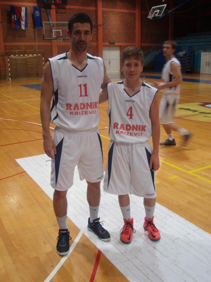 Ivan i Noa Svoboda // FOTO: osobna arhiva