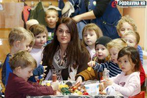 Ida danas i sama radi s djecom // Foto: Matija Gudlin