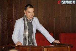 Robert Čimin, glavni i odgovorni urednik // Foto: Sanjin Bojić