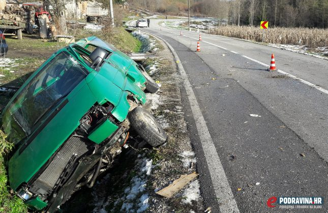 Prometna nesreća Carevdar