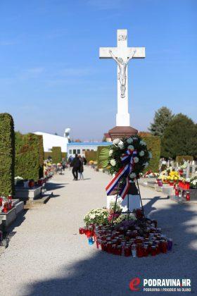 Sesvete - Blagdan Svih Svetih - Groblje Ludbreg