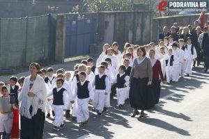 U povorci su sudjelovali i oni najmlađi // Foto: Matija Gudlin