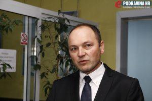 Predsjednik organizacijskog odbora Hrvoje Petrić // Foto: Matija Gudlin