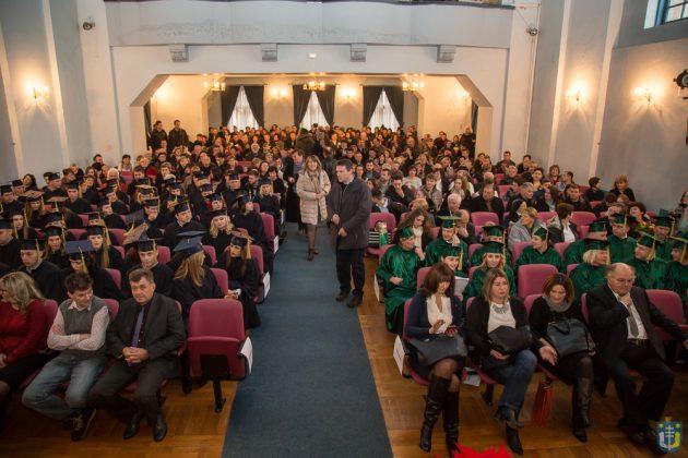 Promocija studenata VGU-a // FOTO: Krizevci.hr