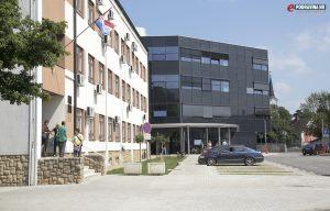 Općinski i Županijski sud, Palača pravde