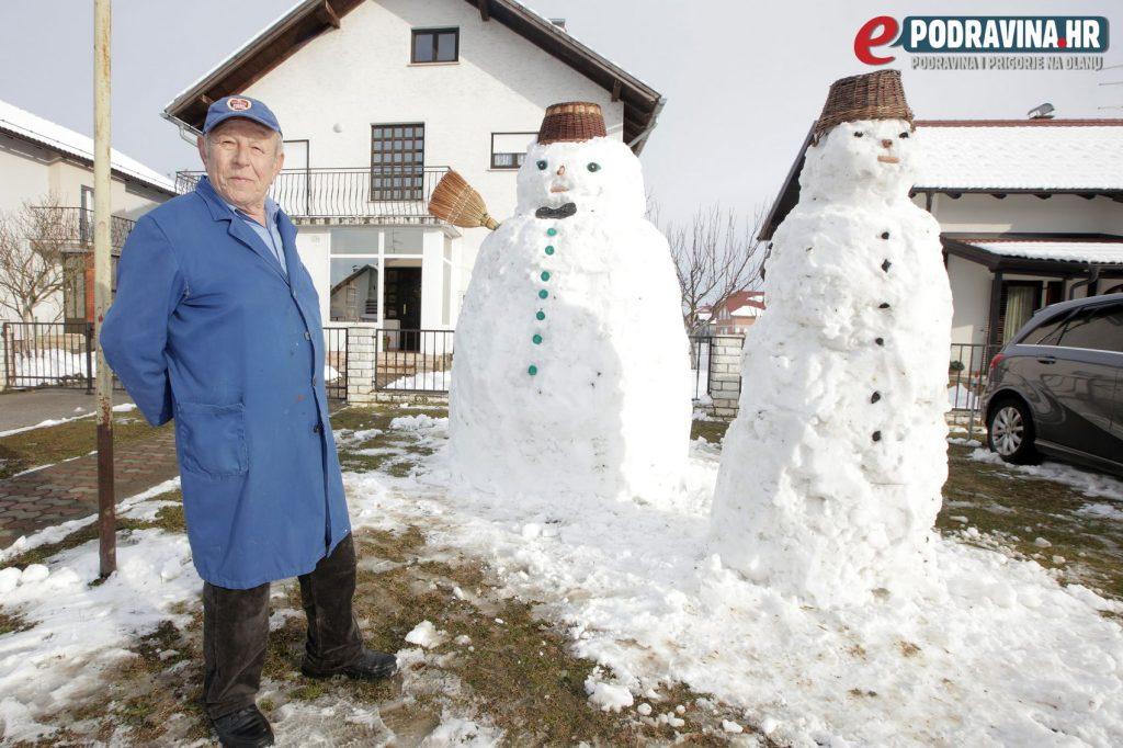 Veliki snjegović